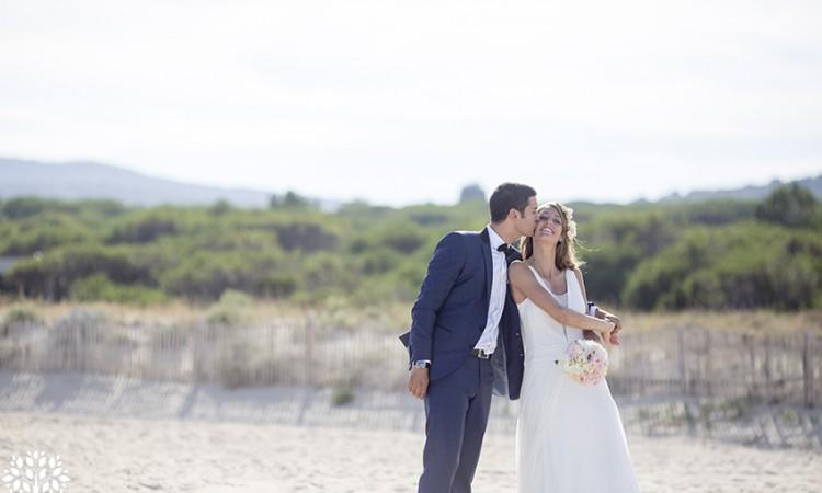 un mariage à Ramatuelle